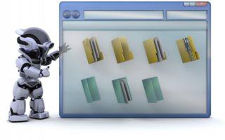 robot-con-una-pantalla_1048-4564